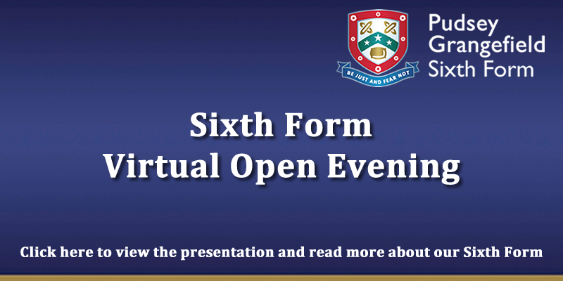 Post-16 Virtual Open Evening Popup 2